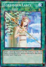 Yugioh! Forbidden Lance - BP02-EN162 - Mosaic Rare - 1st Near Mint, English