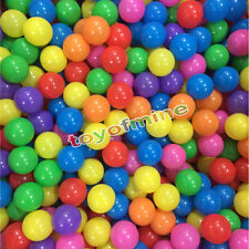 """1.57"""" 20 Pcs Colorful Soft Plastic Ball Ocean Ball for Baby Kid Pit Gaming Toy"""