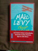 Marc Levy- L'horizon à l'envers -français- Neuf