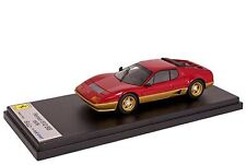 Look Smart Models 1/43 1976 FERRARI 512 BB RED GOLD