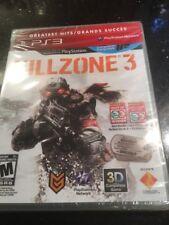 Killzone 3 (Sony PlayStation 3, 2011)  Brand New Factory Sealed