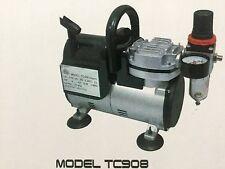 BADGER ASPIRE AIR COMPRESSOR MODEL TC908 1/6 HP W/ AUTO SHUT-OFF  FACTORY SEALED