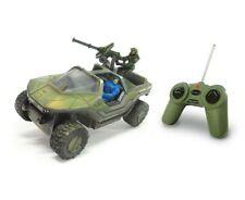 HALO 3 RARE Warthog Remote Control R/C Radio Control Vehicle ATV with 2 Figures