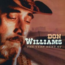 DON WILLIAMS THE VERY BEST OF CD ALBUM (23 TRACK COLLECTION) (GREATEST HITS)