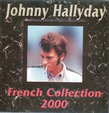 CD Johnny Hallyday - French collection 2000