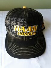 Haan Wheels Trucker Biker Baseball Cap Hat