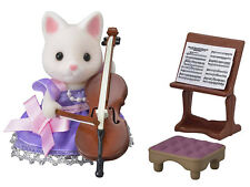Sylvanian Families Calico Critters Town Series Cello Concert Set