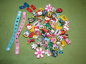 Graffiti for your your laces SBZ002 Get 2 Same Shoe Lace Charms BLING Guy