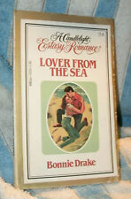 LOVER FROM THE SEA by BONNIE DRAKE 1983 PB