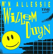 WILLEM DUYN - M'n Allessie 4TR CDS 1989 New Beat Euro House MEGA RARE!!