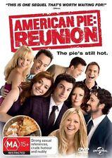 American Pie - Reunion (DVD, 2012) regions 2,4,5
