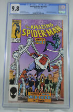 Amazing Spider-Man #263 CGC 9.8 1st Appearance of Normie Osborn