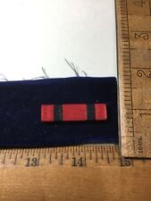 US Indian Wars Campaign Medal Ribbon Slide On Old Graco Contract NICE