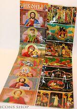 14 Icons Shrink Wrap Sleeve Sticker Decoration  Easter Egg Pysanka Sticker