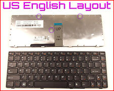 New Laptop US Keyboard for IBM Lenovo IdeaPad V470 B475 V470 V470c 25-011670