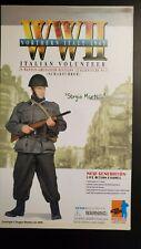 "Dragon WWII 1/6 Waffen-Grenadier ""Sergio Martelli"" Northern Italy 1945 #70492"