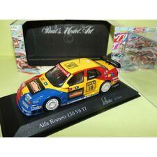 ALFA ROMEO 155 V6 Ti N°18 DTM  1994 K. NISSEN MINICHAMPS 1:43