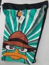 Garçons officiel Perry le Platypus Gilet /& Pantalon set Phineas Ferb sous-vêtements Agent P