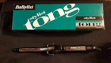BABYLISS PROFESSIONAL STYLIST CURLING TONG 16mm