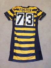 Ramon Foster Game Jersey Pittsburgh Steelers Tennessee