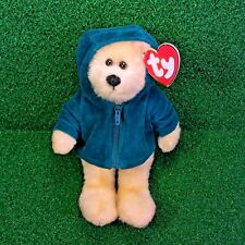 Rare Ty Attic Treasures Baron The Bear Retired Jointed Plush Toy MWMT