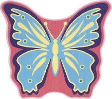Teppiche für Kinder mit Schmetterlinge Motiv