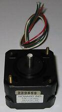 Unipolar Stepper Motor 100 Steps Rev Nema 17 36 Deg 24v Howard Indu
