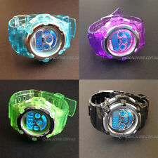OHSEN digital watch with Alarm Boys Girls Kids Colourful and easy to tell time