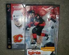 JAROME IGINLA Calgary Flames SportsPick Series 4 McFarlane Figure *NEW