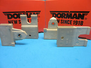 Pair of Door Glass Attaching Clips/SASH Front/Rear Replaces GM OEM # 22541970
