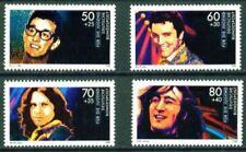 Germany**LENNON-BEATLES-ELVIS PRESLEY-MORRISON-HOLLY-4vals-1988-Music-mUSIK