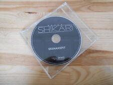 CD Pop Enter Shikari - Sssnakepit (1 Song) Promo AMBUSH REALITY PIAS disc only