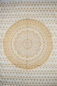 Tapestry Mandala Wall Indian Hanging Hippie Bohemian Ombre Decor 30x40 inch 01