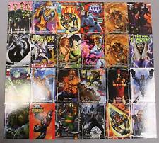 2016 SkyBox Marvel Masterpieces x24 Mixed Trading Card Lot