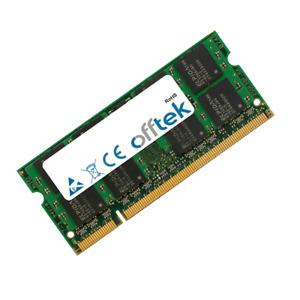 RAM Memory Toshiba Satellite P300-19F 4GB (PC2-6400 (DDR2-800)) Laptop Memory