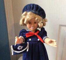 Vintage 16 1/2� Shirley Temple dress up doll