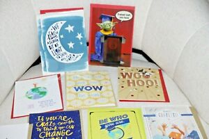 New Lot Of  Hallmark Graduation Cards 27 Cards Different Designs With Envelopes