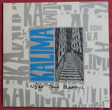 KALIMA  LP ORIG  UK  NIGHT TIME SHADOWS