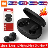 Para Xiaomi Bluetooth 5.0 Redmi Airdots 2 TWS Auriculares inalámbricos Estéreo ㊖