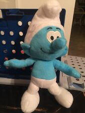 "The Smurfs Plush Toy 8.5"" NWT 2010 Nanco"