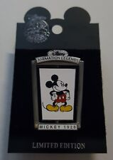 Disney WDW Disney Animation Legends Series #12 Mickey Pin LE