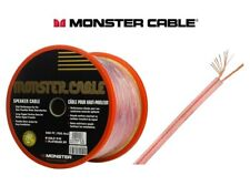 MONSTER XP Platinum Compact Precision Stranded Speaker Cable - Price Per Meter