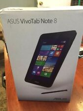 NEW 8'' Tablet ASUS VIVOTAB NOTE 8 (M80T) 32GB 5MP Black with Wacom stylus pen