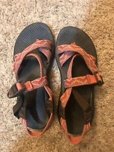 Women's CHACO Vibram Outdoor Hiking Water Sandals, 9