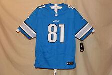CALVIN JOHNSON Detroit Lions NIKE Limited sewn name & #s JERSEY  2XL  NWT $135 b