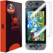 Skinomi TechSkin Nintendo Switch Screen Protector (2-Pack)
