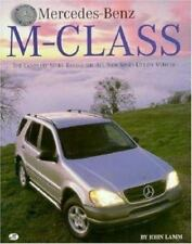 Mercedes-Benz M-Class : The Complete Story Behind the All-New Sport Utility...