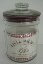 Boites et bocaux Kilner pour le rangement de la cuisine