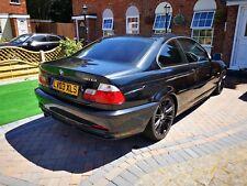 BMW 3 Series 2.0 318Ci SE MSport 2003 2dr Coupe E46 Black Tinted Windows USB