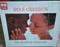 Various Artists Soul Classics The Essential Collection CD Album 2 Disc Set